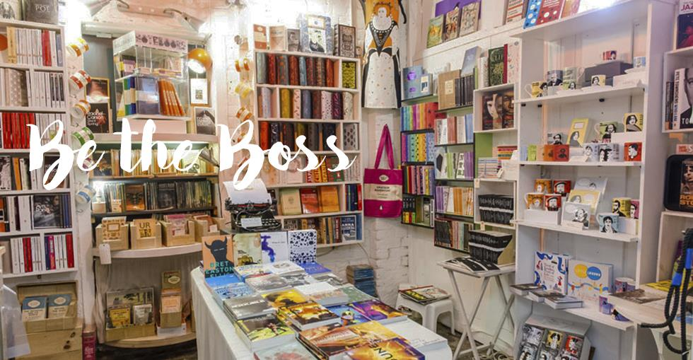 The Boutique Book Shop