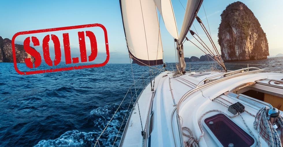 yacht sold
