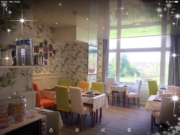 château hotel restaurant normandy - 9