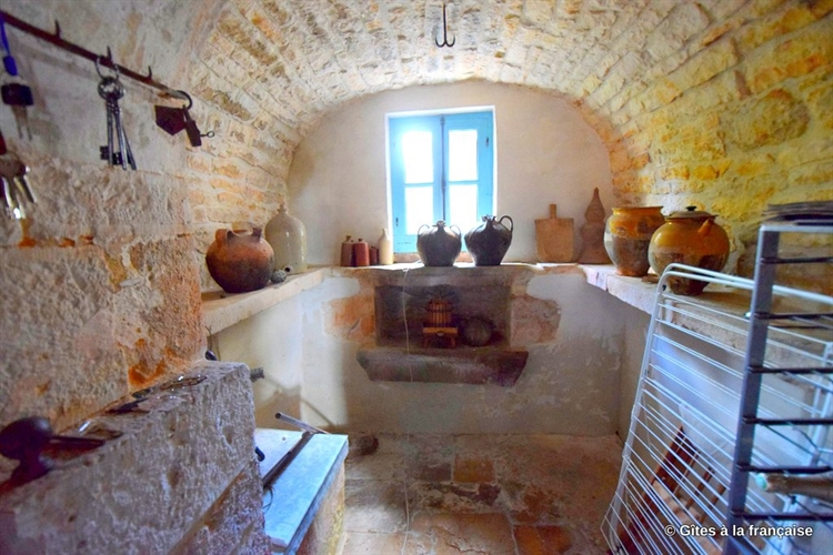 quercy mansion gite pool - 6