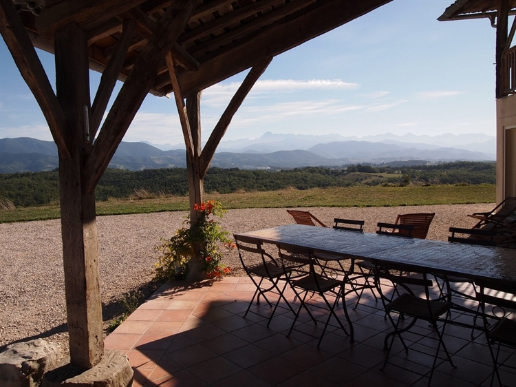 exceptional hilltop property pyrenees - 12