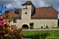 quercy mansion gite pool - 2