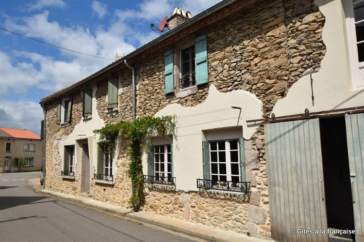 stone built house gites - 4