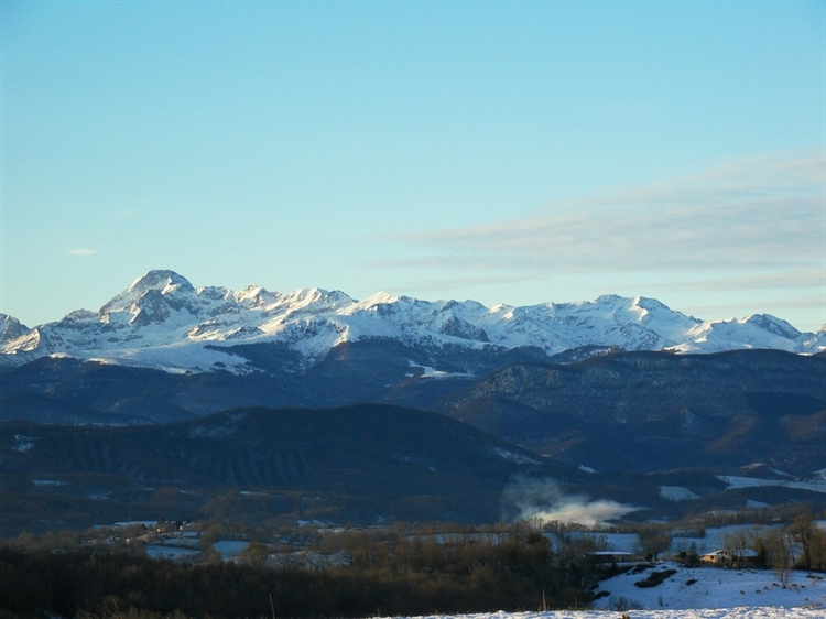 exceptional hilltop property pyrenees - 13