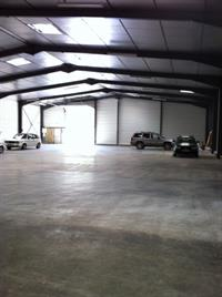 industrial warehouse of 796m2 - 1