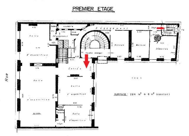 offices of 230 m2 - 5