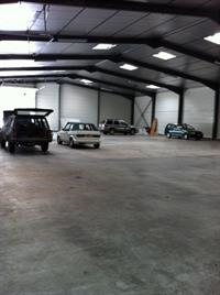 industrial warehouse of 796m2 - 3