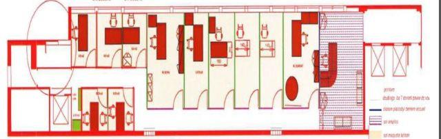 offices of 168 m2 - 5