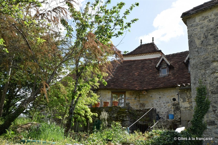 quercy mansion gite pool - 15